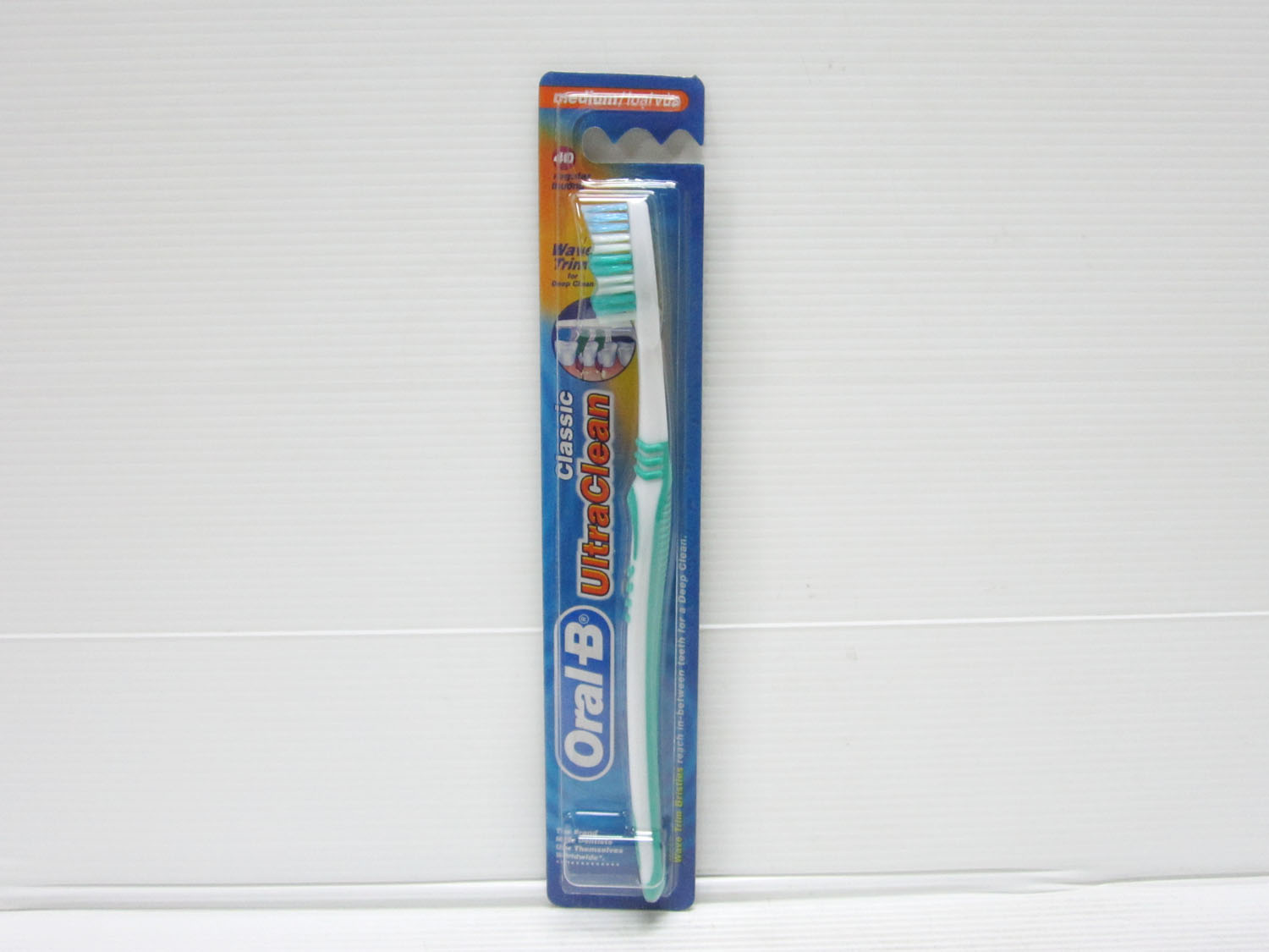 Oral-B TB Classic Ultra Clean Medium 1's x 12pcs x