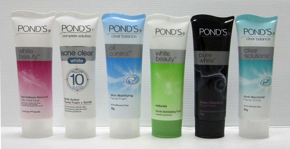 Ponds Facial Foam