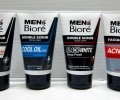 Biore Men's Double Scrub Facial Foam 100gr