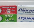 Pepsodent Toothpaste 75gr x 144pcs
