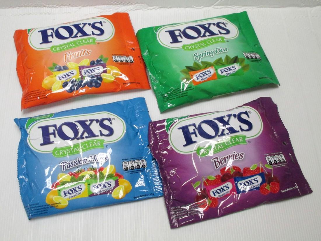 Fox's Candy 125gr