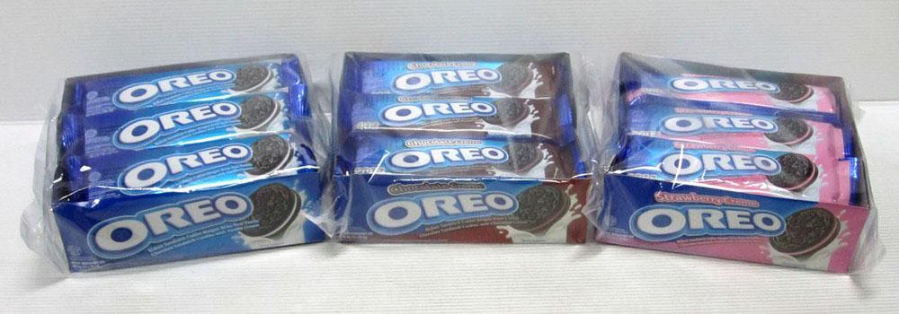 Oreo Biscuit Sandwich 29.4gr