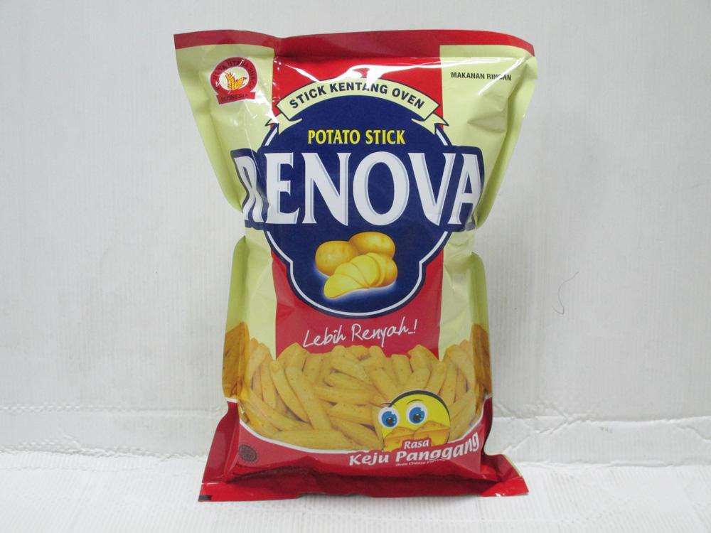 Stick kentang Oven Renova
