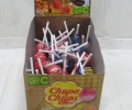 Chupa Chups Assorted Flavour Lollipop 50's (8)
