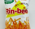 Oishi Rin-Bee Stick Cheese Flavor 70gr - front
