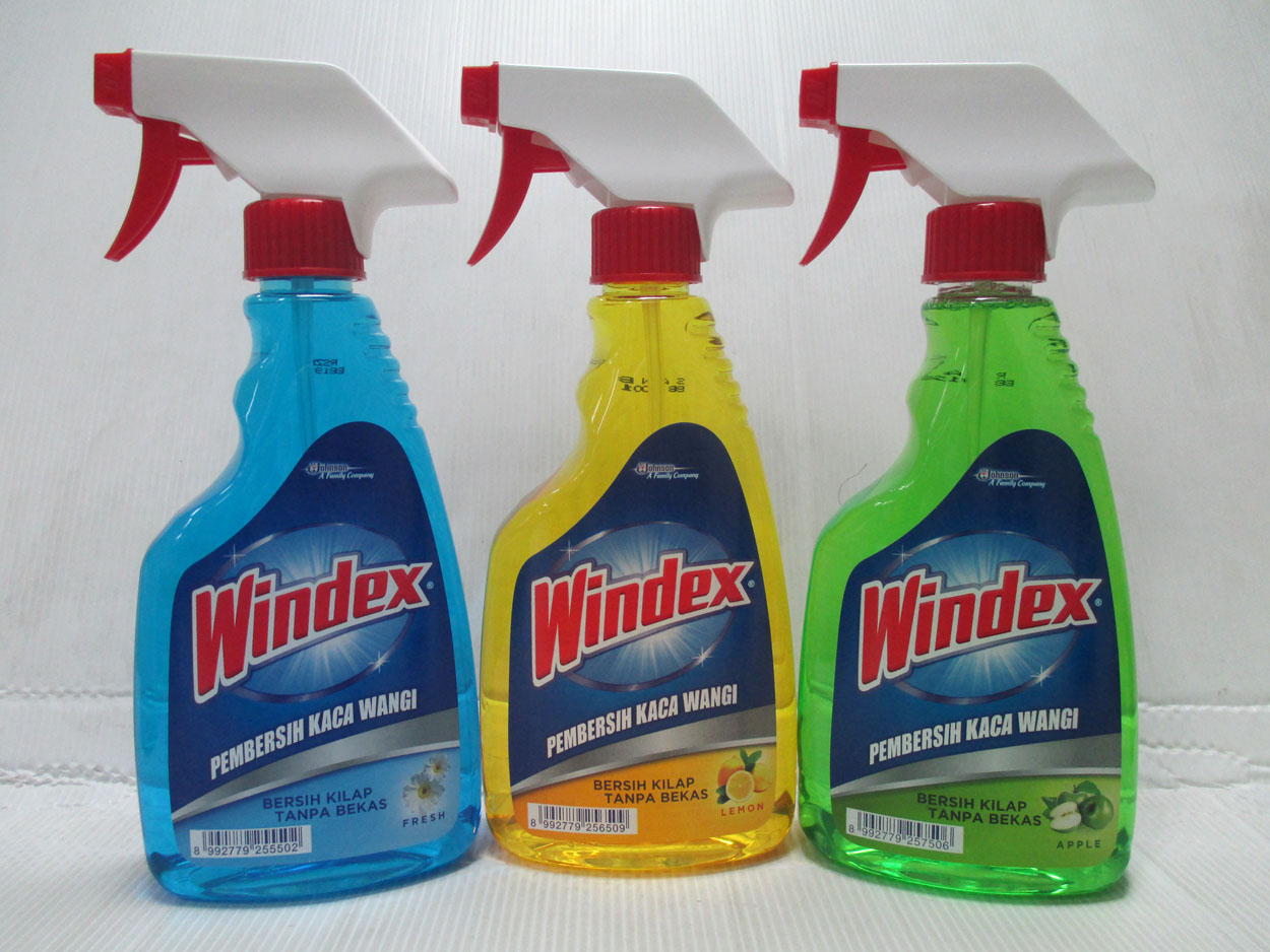 Windex Glass Cleaner 500ml