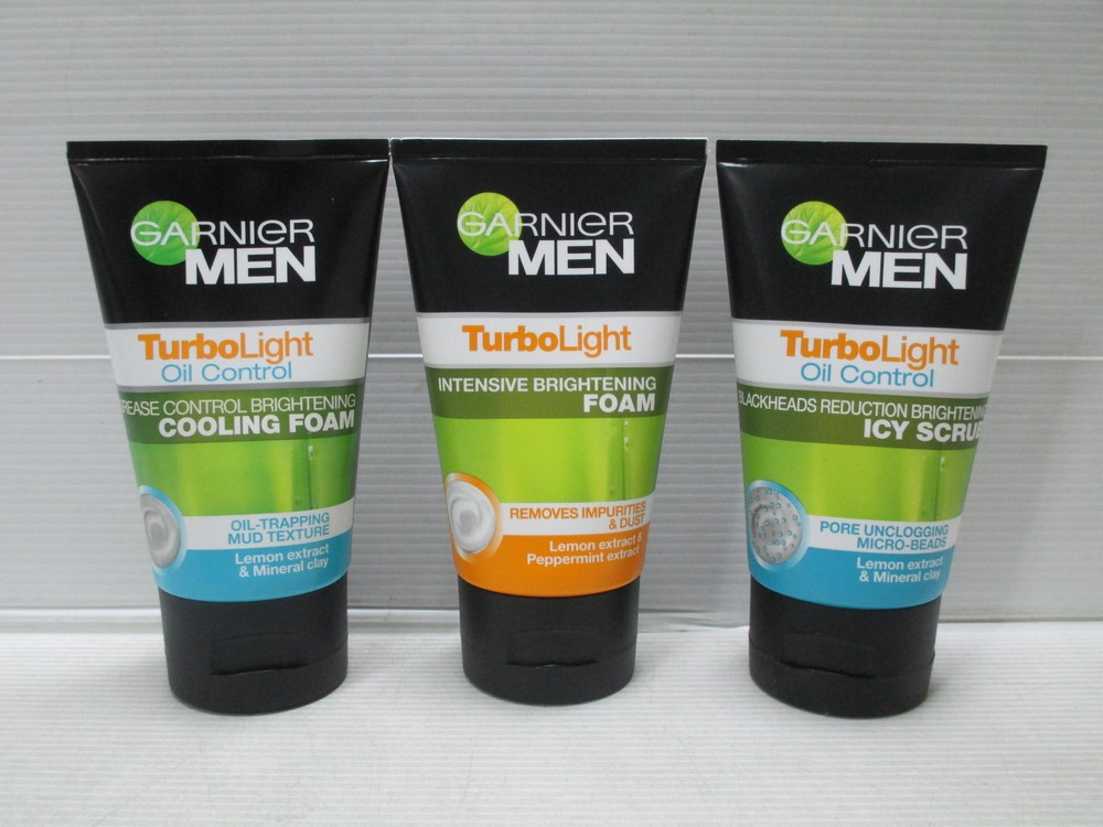 Garnier Men Turbolight 100ml x 12pcs