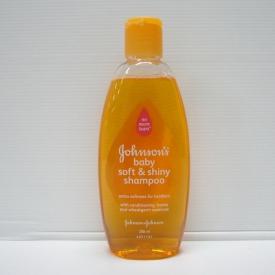 Johnson Baby Soft & Shiny Shampoo