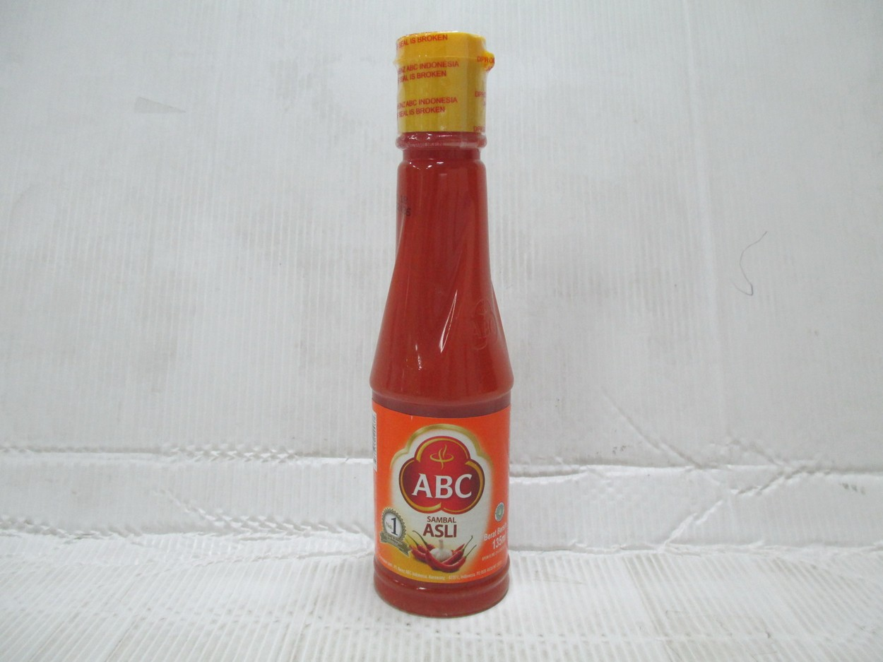 ABC Sambal Asli 135ml
