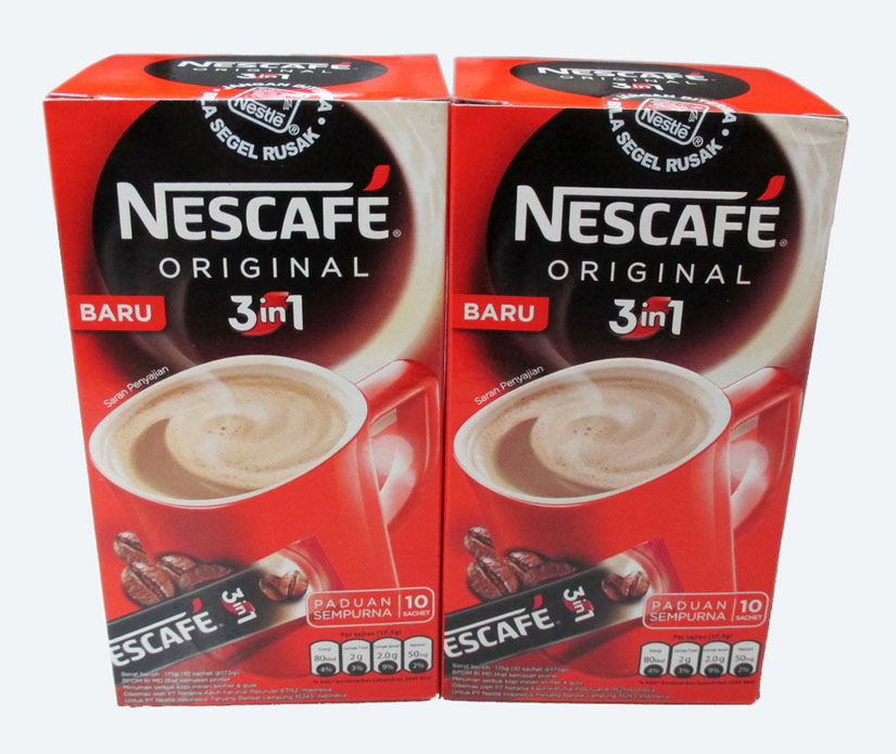 Nescafe 3in1 Box