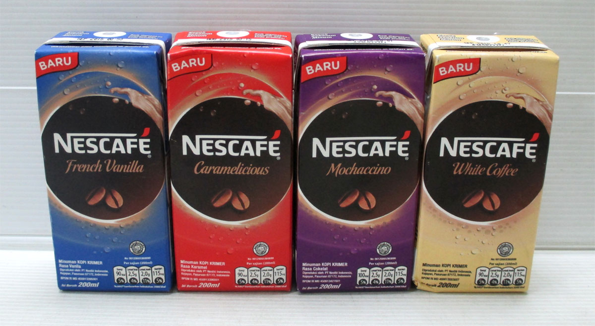 Nescafe Tetrapack 200ml