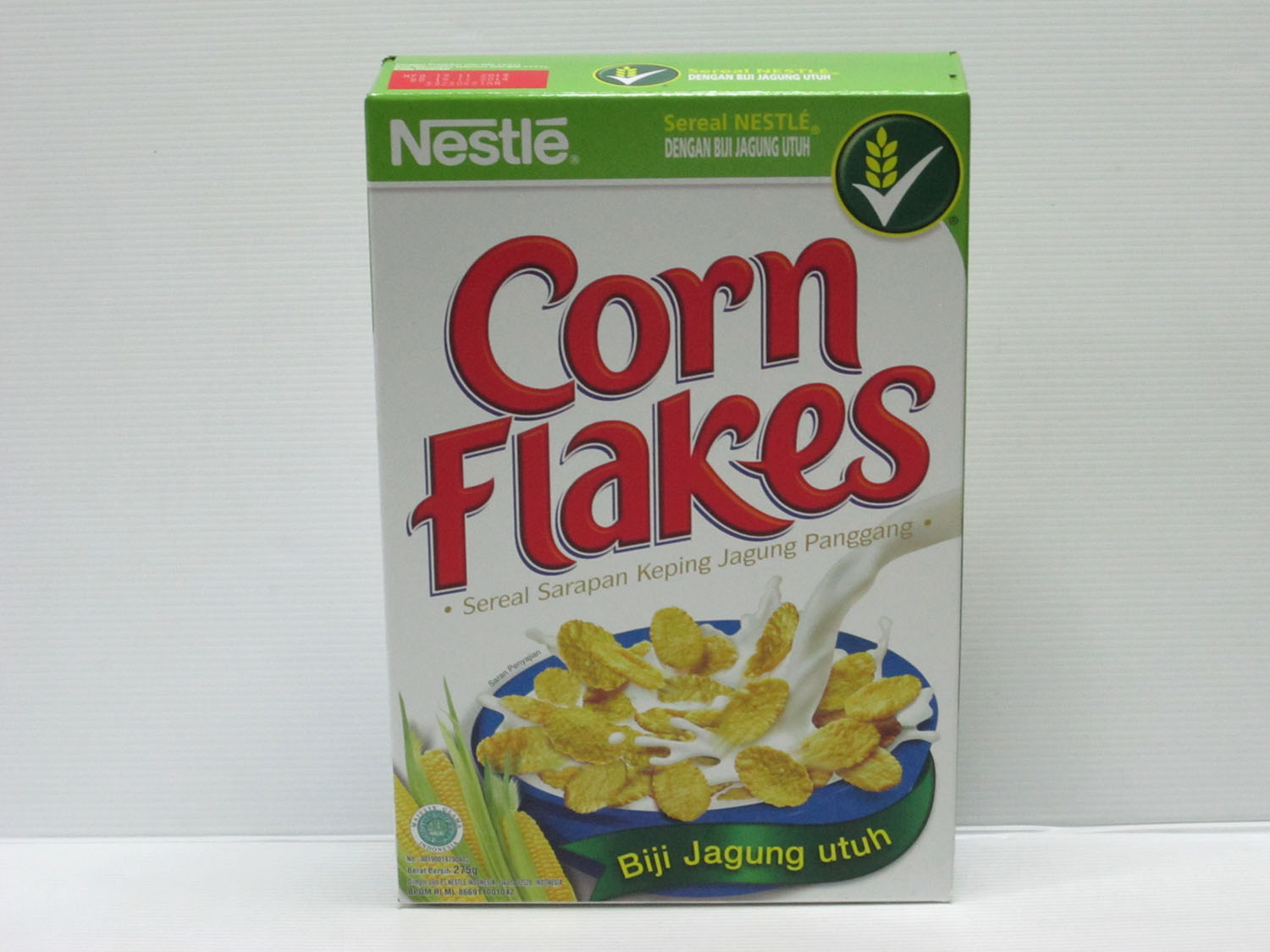 Nestle Corn Flakes 275gr x 18box