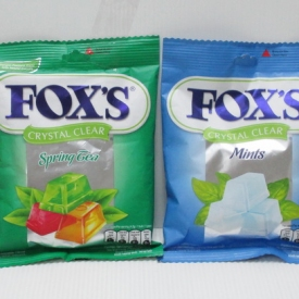 Fox candy bag 90gr 4 variants