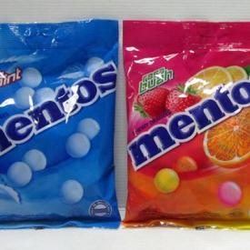 Mentos Candy Bag 135gr x 40bag All Variant