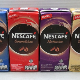Nescafe Tetrapack 200ml