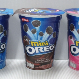 Oreo Mini Cup 67gr (front)