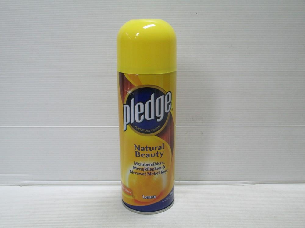 Pledge Furniture Polish Lemon 350ml x 12pcs