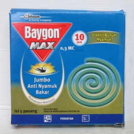Baygon Coil